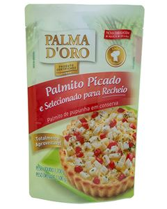 Palmito Recheio Palma D´oro 1,100 kg