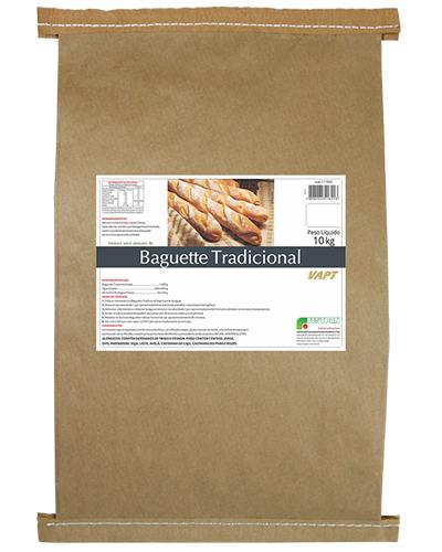 Baguete Tradicional Vapt 10kg