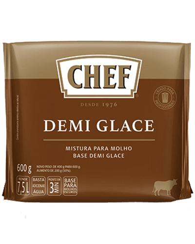 Base Em Pó Demi Glace Chef Nestle 600g