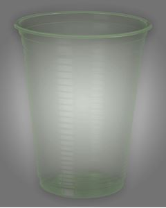 Copo Descartável Biodegradável CFB-180 Copobras 180ml 100 Unidades