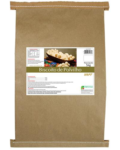 Biscoito Polvilho Vapt 5kg