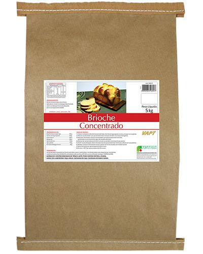 Concentrado Brioche Vapt 5kg