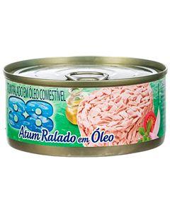 Atum Ralado Óleo 88 140g