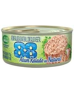 Atum Ralado Natural 88 140g