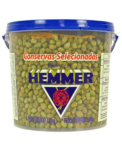 Alcaparras 12/13 Cigano Hemmer 2kg