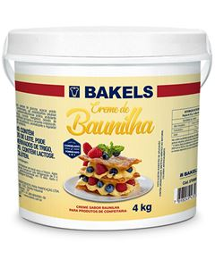 Creme de Baunilha Bakels Balde 4kg