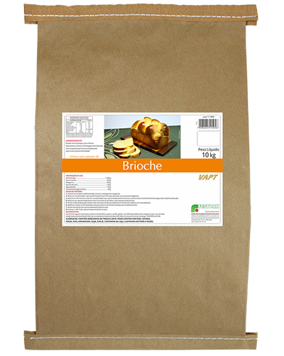 Brioche Vapt 10kg