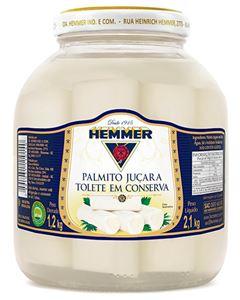 Palmito Juçara Tolete Hemmer 1,2kg