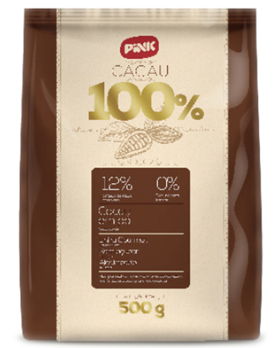 Cacau Em Pó Pink Alnutri 500g