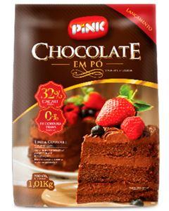 Chocolate Em Pó 32% Pink Alnutri 1,01kg