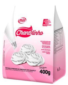 Chantilinho Pó para Preparo de Chantilly Mix 400g