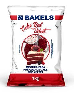 Cake Red Velvet Bakels 1kg