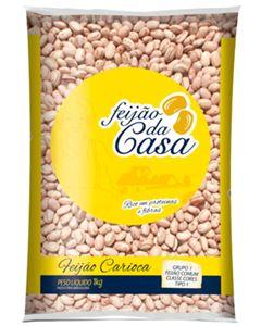 Feijão Carioca da Casa Kicaldo 1kg