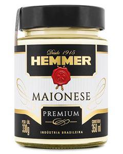 Maionese Premium Hemmer 330g