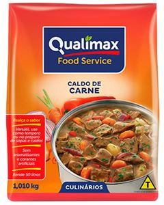 Caldo de Carne Qualimax 1,01kg