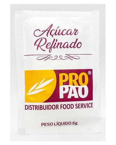 Açúcar Refinado Propão Sache 334x6g