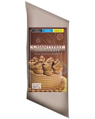 Chantyfest Chocolate Festpan 907g