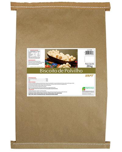 Biscoito Polvilho Vapt 20kg