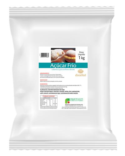 Açúcar Frio Vapt 1kg