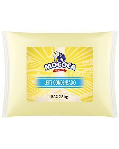 Leite Condensado Mococa Bag 2,5kg