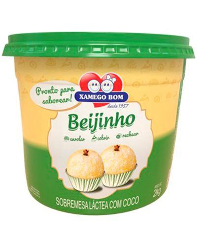 Beijinho Xamego Bom 2kg