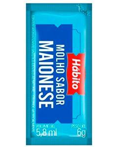 Molho Sabor Maionese Habito Sache 154x6g