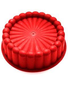 Forma Torta Charlotte Silicone Cimapi 18x6cm