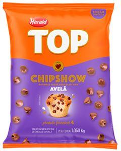 Cobertura Gotas Avelã Chipshow Top Harald 1,01kg