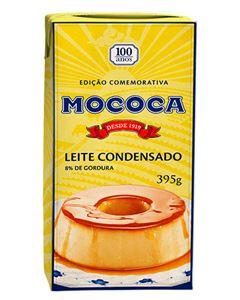 Leite Condensado Integral Mococa 395g