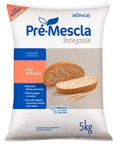 Pre Mistura Pão Integral Pre Mescla 5kg