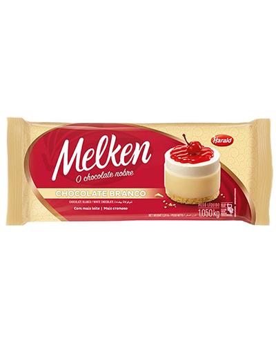 Chocolate Branco Melken Harald 1,050kg