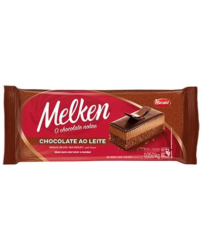 Chocolate Ao Leite Melken Harald 1,050kg