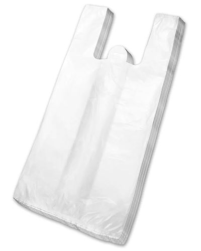 Sacola Plástico Pequena Asiaplast 30x45cm 1kg