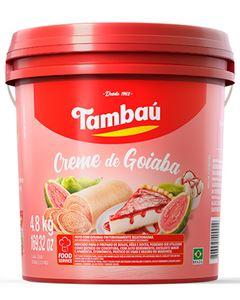 Creme De Goiaba Tambaú Balde 4,8kg