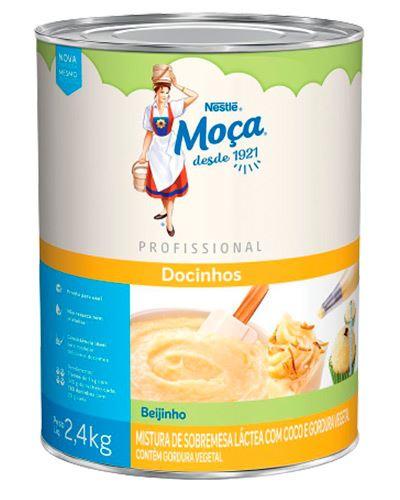 Beijinho Moça Nestle 2,4kg