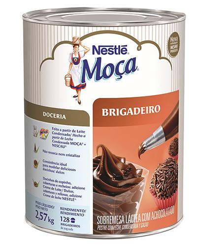 Brigadeiro Moça 2,57kg
