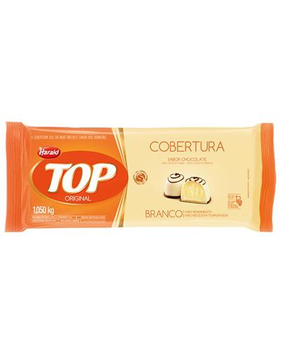 Cobertura Chocolate Branco Top Harald 1,050kg