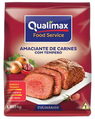 Amaciante De Carne Qualimax 1,01kg