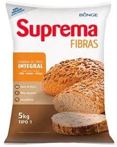 Farinha de Trigo Suprema Com Fibras 5kg