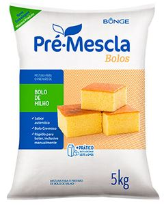 Pre Mistura Bolo de Milho Pre Mescla 5kg