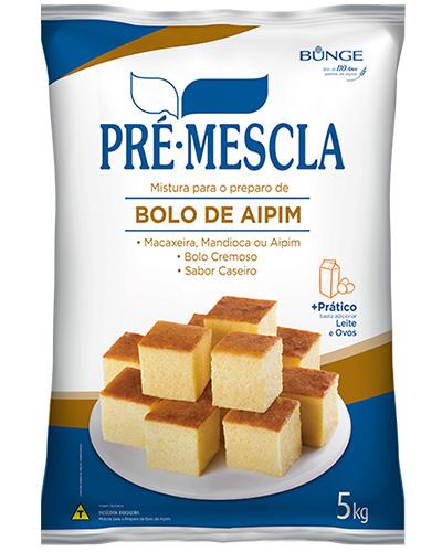 Pre Mistura Bolo De Aipim Pre Mescla 5kg