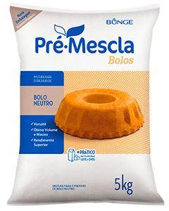 Pre Mistura Bolo De Neutro Pre Mescla 5kg