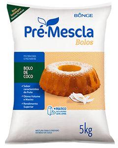 Pre Mistura Bolo De Coco Pre Mescla 5kg