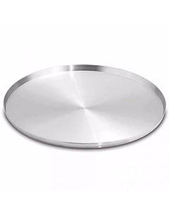 Forma Pizza Alumínio Doupan 25x1,5cm